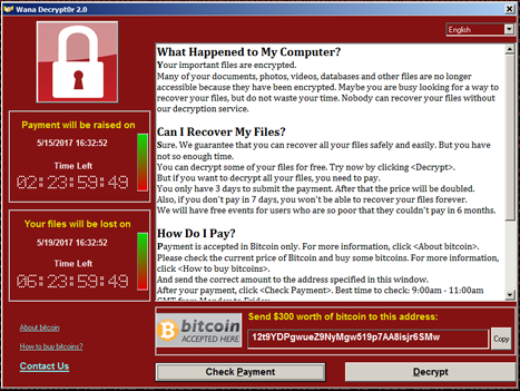 Worried About WannaCry?